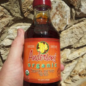 Grade A Organic Maple Syrup 473 mL / 16 ounce